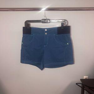 Blue Clamber Shorts 5